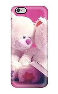 IFbdWTh3066ujdZl AllenJGrant Cute Teddy Bears Durable Iphone 6 Plus Tpu Flexible Soft Case