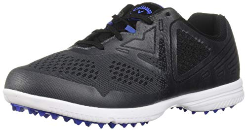 Callaway Women's Halo SL Golf Shoe Black/Grey 9.5 M US