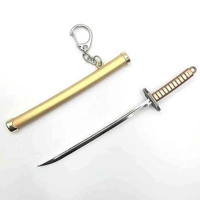 Amazon.com: Anime One Piece Sauron Roronoa Zoro Sword Weapon ...