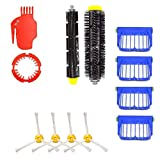 Sikye Replacement Parts for iRobot Roomba 650 655 660 620 630 645 Vacuum Accessories Kit Vacuum Cleaner Replacement Set