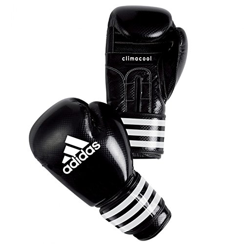 Adidas Shadow Boxing Gloves Black/White/Blue 12 oz.- Buy Online in ...