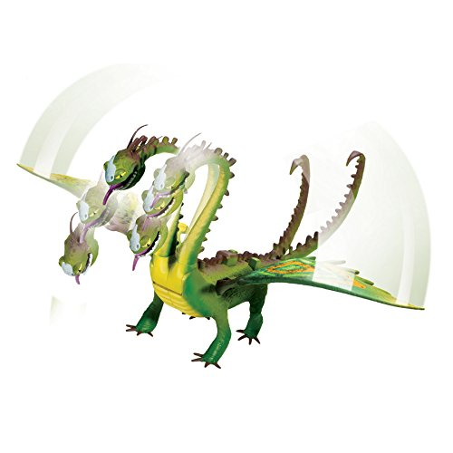 Buy Dreamworks Dragons How To Train Your Dragon 2 Power Dragon Zippleback Racing Edition Action Figure Online At Low Prices In India Amazon In