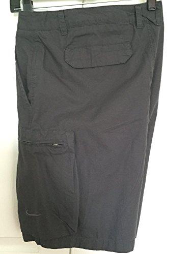 Nike Men's Woven Cargo Shorts, Dark Grey, 32