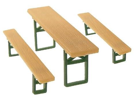 Distanza Panca Da Tavolo : Faller 272442 n panche e tavoli per birreria: amazon.it: giochi e