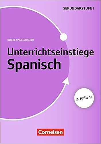 Unterrichtseinstiege - Spanisch: Unterrichtseinstiege für die ...