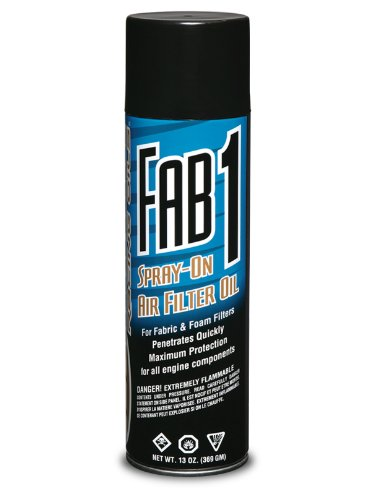 Maxima 61920 FAB-1 Air Filter Spray - 13 oz. Aerosol
