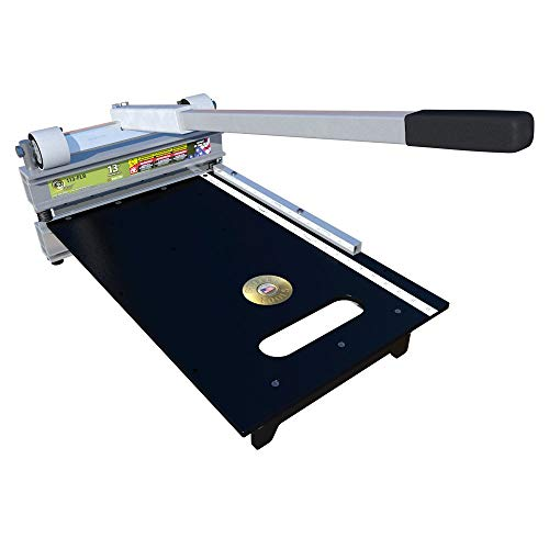 Bullet Tools 13 in. EZ Shear Laminate Flooring Cutter for pergo, wood and more (Renewed)