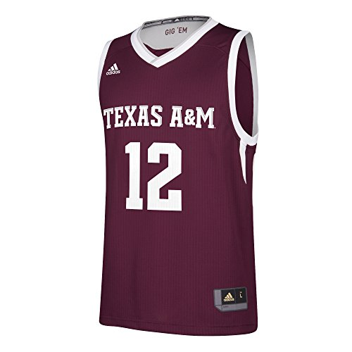 NCAA Texas A&M Aggies Replica Jersey, Large,