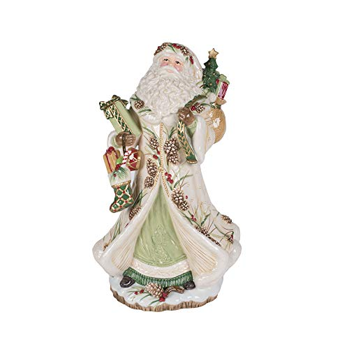 (Fitz and Floyd Collectible Figurine, Forest Frost)