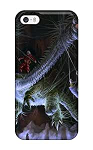 Best 1480440K67697900 Snap-on Case Designed For Iphone 5/5s- Taming The Dragon