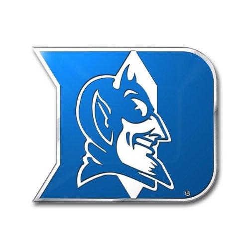 Team ProMark NCAA Duke Blue Devils Die Cut Color Auto Emblem