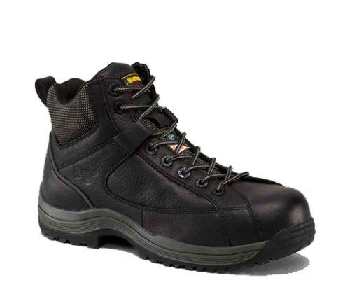 Dr. Martens 7A74 ESR 8 Eye Boots para mujer, negro, 5 M UK / 7 D (M) US