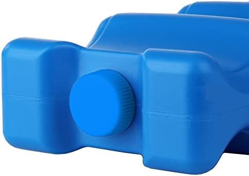 Professional Ice Packs for Cooler Box Freeze Pack Freezer Blocks 6: Amazon.es: Hogar