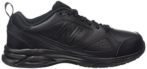 Indoor Schuhe Schwarz Multisport Balance Herren New 624v4 Schwarz 2E Ab4 Passung Schwarz TIOq4Fx