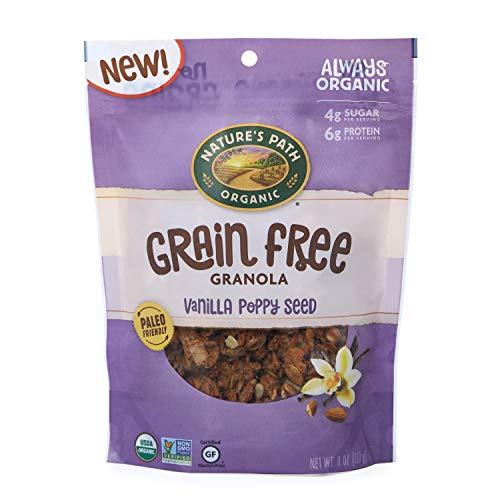 Top 10 recommendation natures path granola vanilla 2020