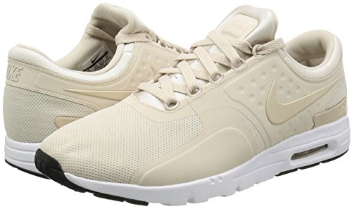 Nike Us Running 10 Platinum white Women's Zero Beige White Air Max Pure Shoe Women 6q6wZar