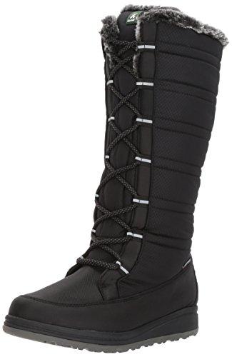 Kamik Kvinners Stær Snø Boot Sort