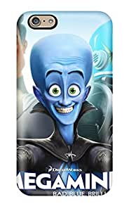 CaseyKBrown Case Cover For Iphone 6 - Retailer Packaging Megamind 2010 Movie Protective Case