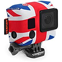 XSories TuXSedo Neoprene Cover Fits All GoPro HERO Camera Housings (UK Riot)