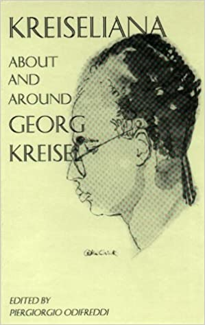 Kreiseliana: About and Around Georg Kreisel