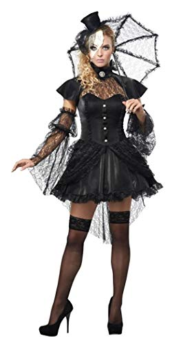 Victorian Soldier Costume (Victorian Doll Adult Womens)