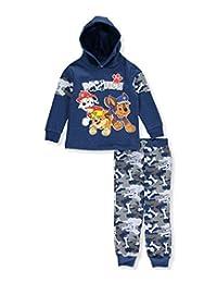 "Paw Patrol Little Boys' Toddler ""Camo Bones"" 2-Piece Fleece Sweatsuit"