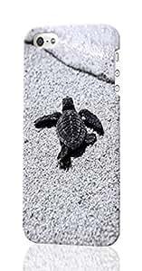 Lmf DIY phone caseSea Turtle Custom Diy Unique Image Durable 3D Case iphone 4/4s Hard Case CoverLmf DIY phone case