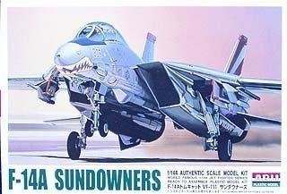 マイクロエース 1/144 ジェットファイターシリーズシリーズ F14Aサンダーウナーズの商品画像