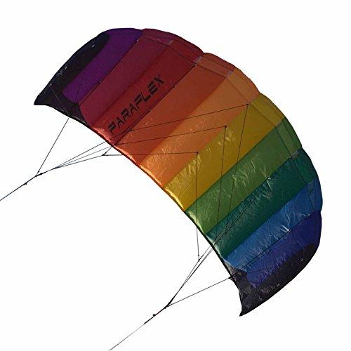 Wolkenstürmer - Paraflex Basic 1.2 Lenkmatte rainbow
