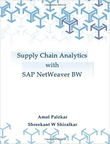 Buy Supply Chain Analytics with SAP NetWeaver Business Warehouse
