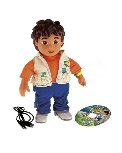 - Fisher-Price Go Diego Go, Diego Knows Your Name