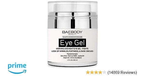 Amazon com : Baebody Eye Gel for Appearance of Dark Circles