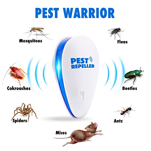 Buy what is the best ultrasonic pest repeller for mice
