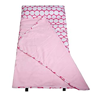Wildkin Easy Clean Nap Mat, Big Dot Pink & White (B009WJXWIW) | Amazon Products