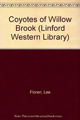 book cover of Coyotes of Willow Brook