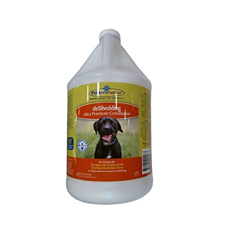 Furminator deShedding Ultra Premium Dog Conditioner, 1-Gallon