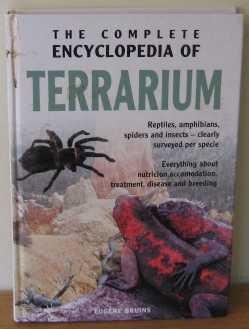 Terrarium (Complete Encyclopedia) by Grange Books Ltd