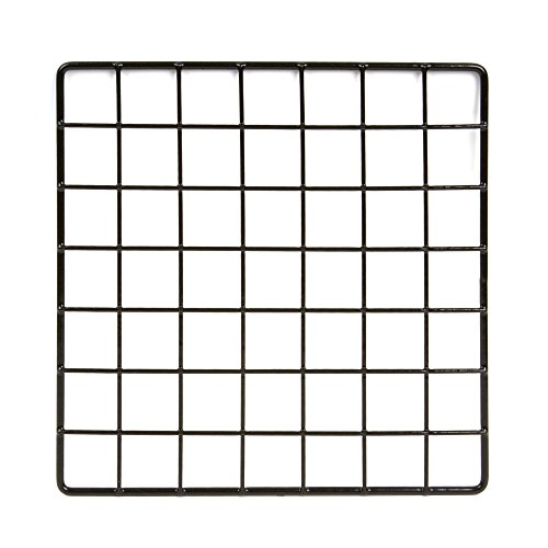 Econoco Commercial Epoxy Coated Grid Cubbies, 10