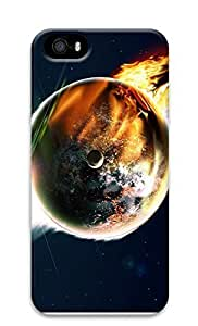 Case For Iphone 4/4S Cover End Of The World 3D Custom Case For Iphone 4/4S Cover