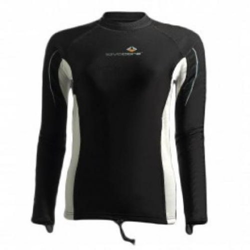 Lavacore Women's Long-Sleeve Shirt Size 18 - for Scuba , Snorkeling, and Water Sports by Oceanic (Image #3)