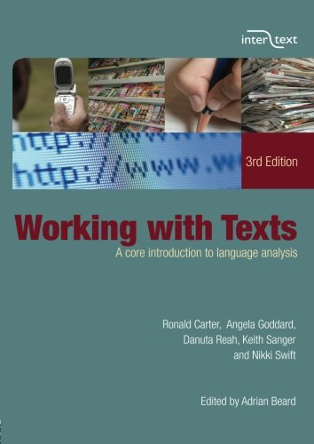 Working with Texts: A Core Introduction to Language Analysis (Intertext)