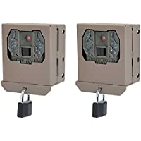 Stealth Cam Protective Security Box for ZX/RX Game Cameras, 2 Pack | STC-BBZX