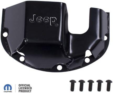 Rugged Ridge DMC-16597.30 Skid Plate with Jeep Logo for Dana 30