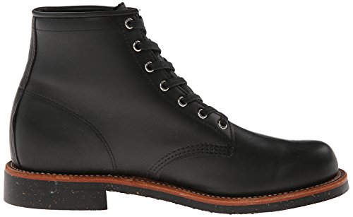 Chippewa Mens 1901M24 Black Leather Boots wSXrqSF