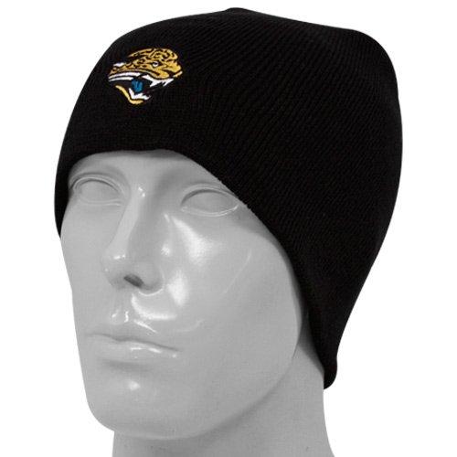 Reebok Jacksonville Jaguars Black Basic Logo Knit ()
