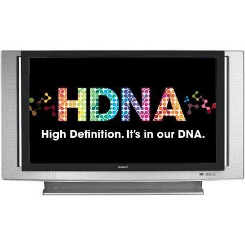 60″ Sony Grand WEGA HDTV