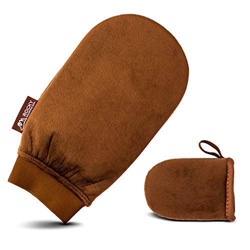 Self Tanning Mitt - Professional Quality Tanning Mitt Applicator - Sunless Tanning Mitt for Applying Self Tanner - Helping You Get That