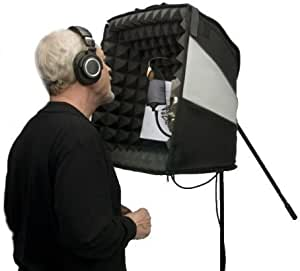 Porta-Booth Pro - Your Recording Studio At Home and on the Road