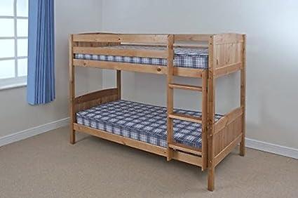 3 M Caramelo Robin litera cama + 2 de profundidad acolchado colchones