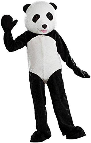 Red Panda Mascot Costumes - Rubies Costume Co Men's Panda Mascot